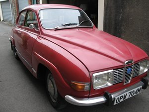 1973 Saab 96 V4  For Sale