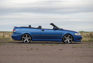 Picture of 1999 Saab 9-3 Viggen Convertible