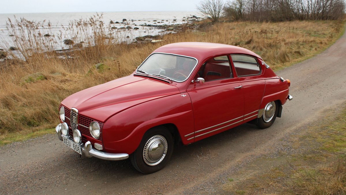 1965 Saab 96 Sport  For Sale (picture 1 of 6)