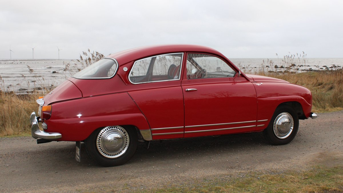 1965 Saab 96 Sport  For Sale (picture 2 of 6)