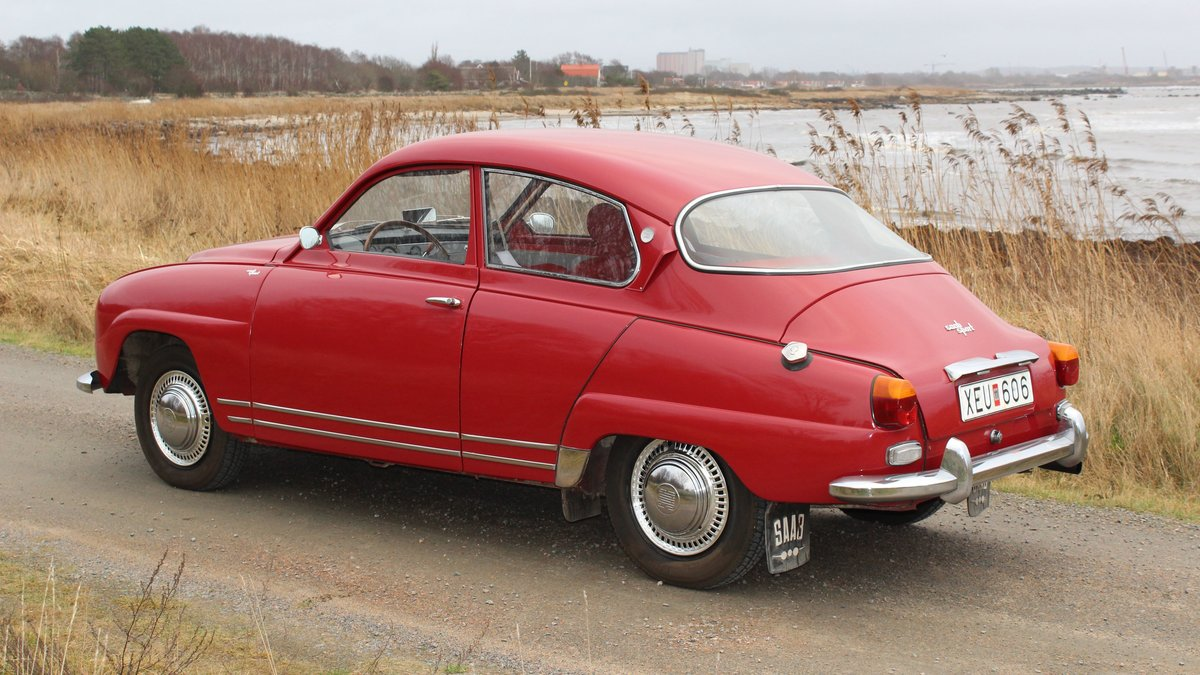 1965 Saab 96 Sport  For Sale (picture 3 of 6)