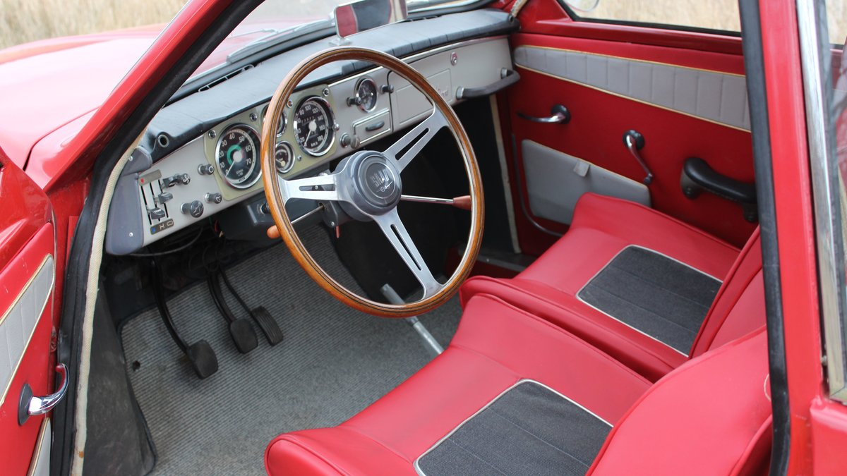 1965 Saab 96 Sport  For Sale (picture 6 of 6)