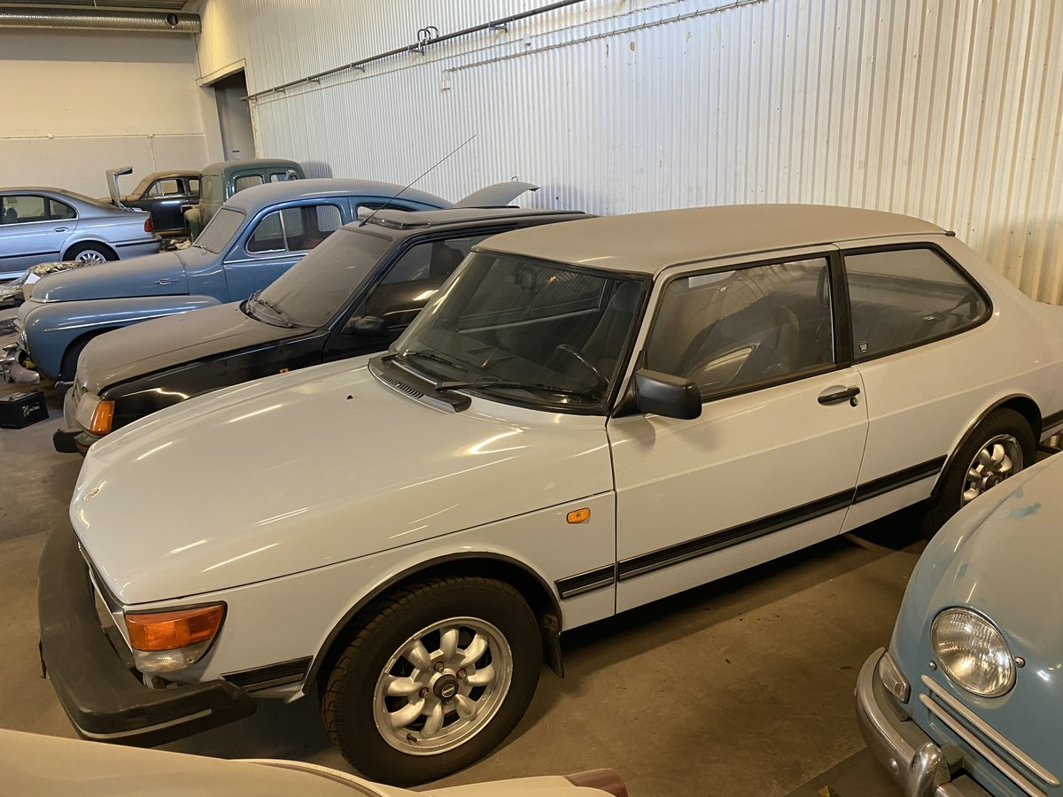 1987 Saab 90 rare original low kilometer  For Sale (picture 2 of 6)