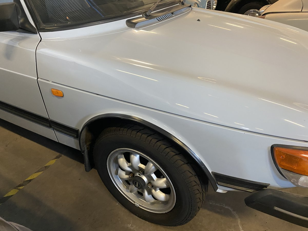 1987 Saab 90 rare original low kilometer  For Sale (picture 3 of 6)
