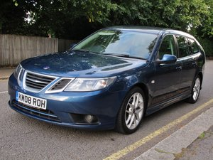 2008 SAAB 93 9-3 ESTATE VECTOR SPORT TTiD180 MANUAL  CAMBELT