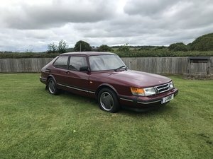 Picture of 1993 Saab 900 T16S Ruby No 150/150