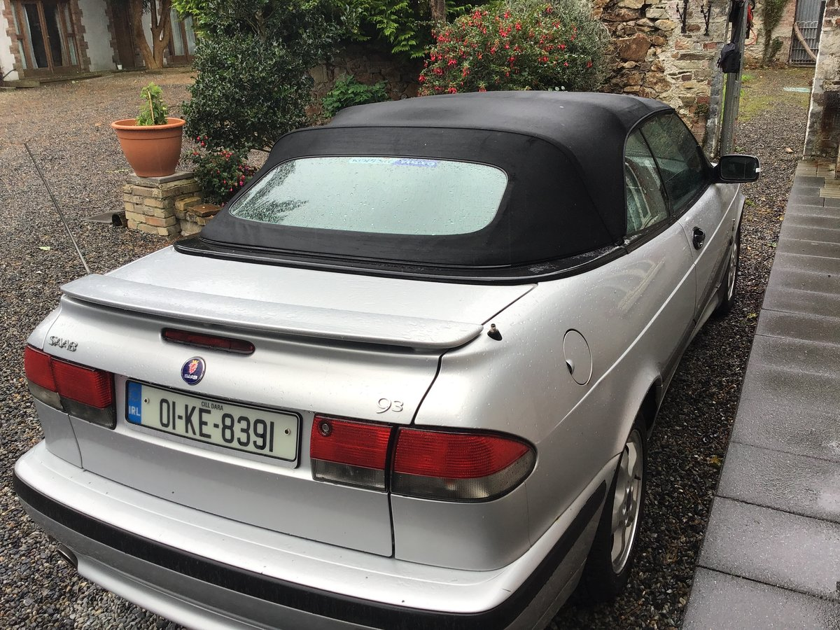 Picture of 2001 9-3 For Sale