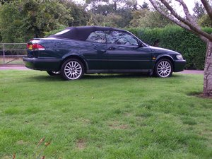 Picture of 1998 Saab 9/3 Convertible
