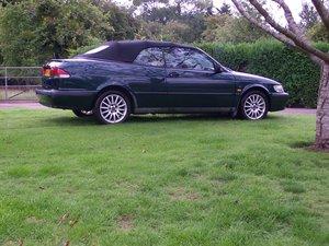 1998 Saab 9/3 Convertible