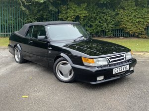 Picture of 1990 SAAB 900 TURBO T16S CONVERTIBLE - LOW MILEAGE SOLD
