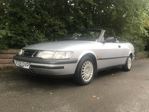Picture of 1997 Saab 9-3 S 2.0 non-turbo cab -  FSH low miles
