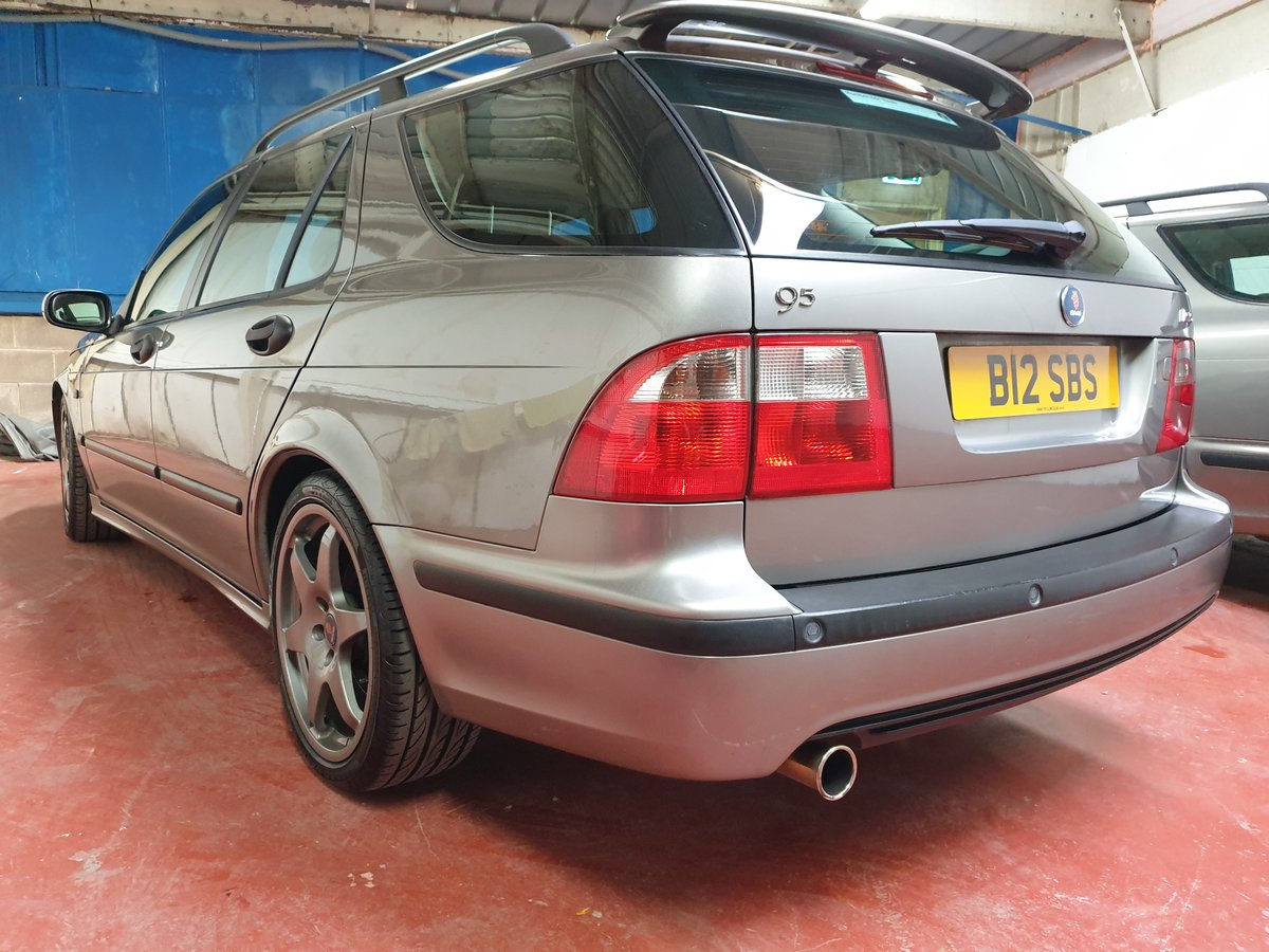 2004 Saab 9-5 Aero Estate 88k, Hirsch, Superb.Stage 4 For Sale (picture 2 of 6)
