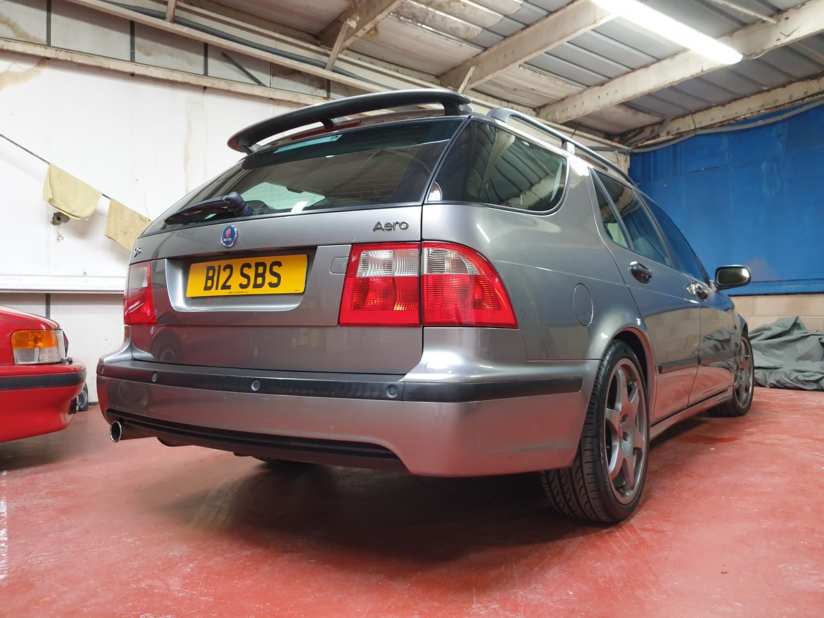 2004 Saab 9-5 Aero Estate 88k, Hirsch, Superb.Stage 4 For Sale (picture 3 of 6)