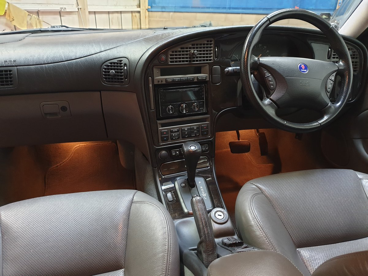2004 Saab 9-5 Aero Estate 88k, Hirsch, Superb.Stage 4 For Sale (picture 5 of 6)
