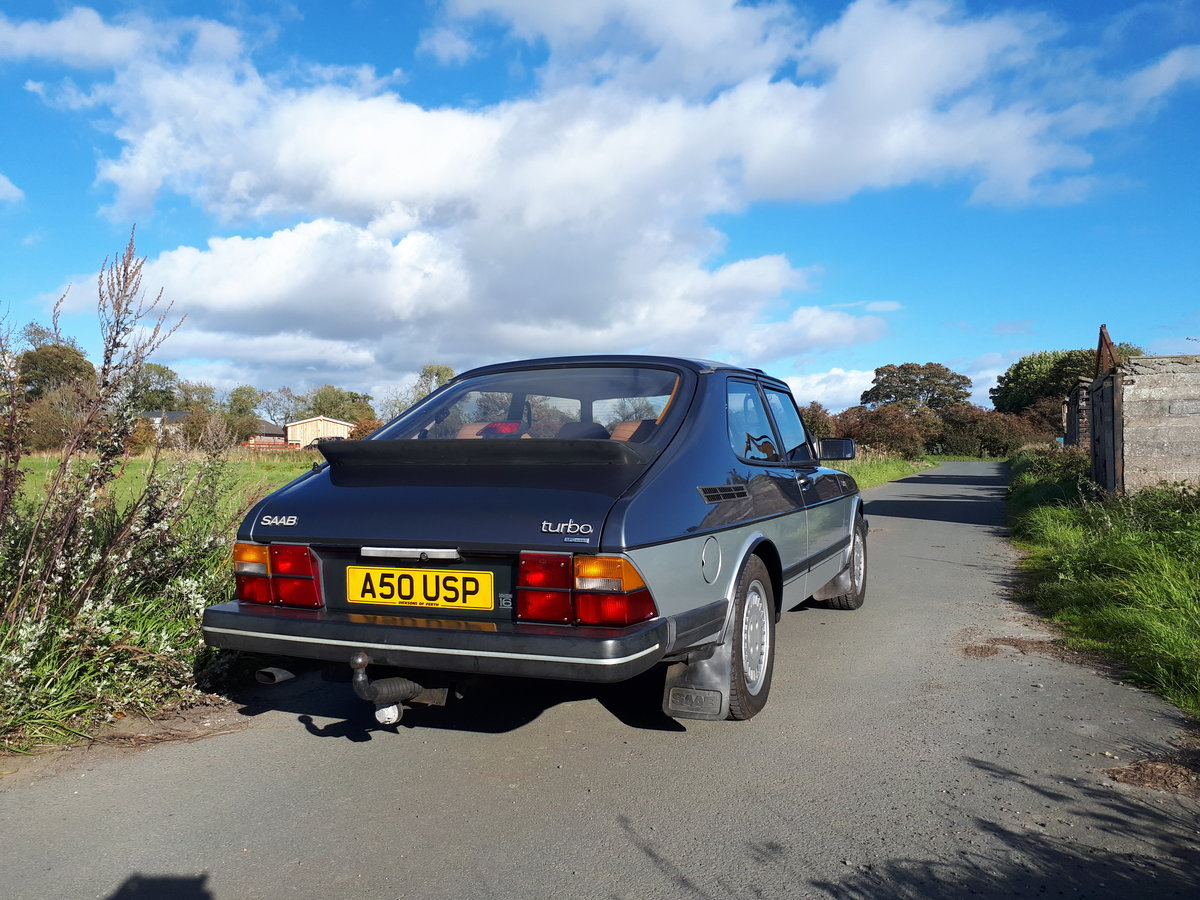 1984 Saab 900 Turbo For Sale (picture 2 of 6)