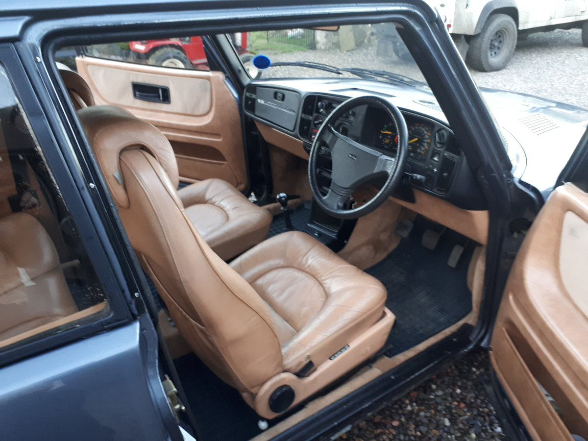 1984 Saab 900 Turbo For Sale (picture 3 of 6)