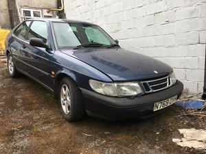 1995 Saab 900 2 door Automatic - To Clear !