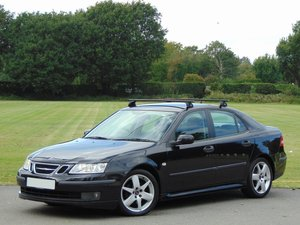 2007 Saab 93 Vector Sport 2.0T Auto.. Low Miles.. FSH.. Lovely.. SOLD