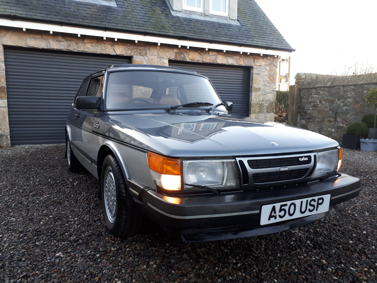 1984 Saab 900 Turbo For Sale (picture 1 of 6)