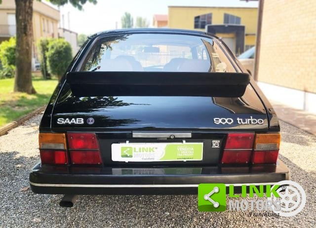 1985 SAAB - 900 TURBO COUPE For Sale (picture 5 of 6)