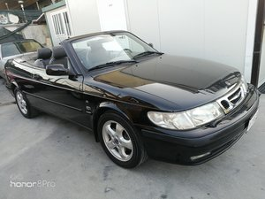 Picture of 1998 Saab 9.3 turbo cabrio