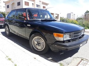 Saab 99 Turbo Rare RHD immaculate condition