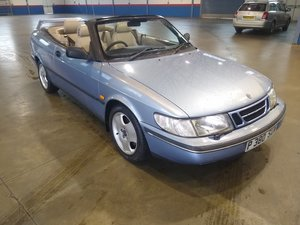Picture of 1997 Saab 900 S Convertible 74k for auction 29th/30th Oct SOLD by Auction