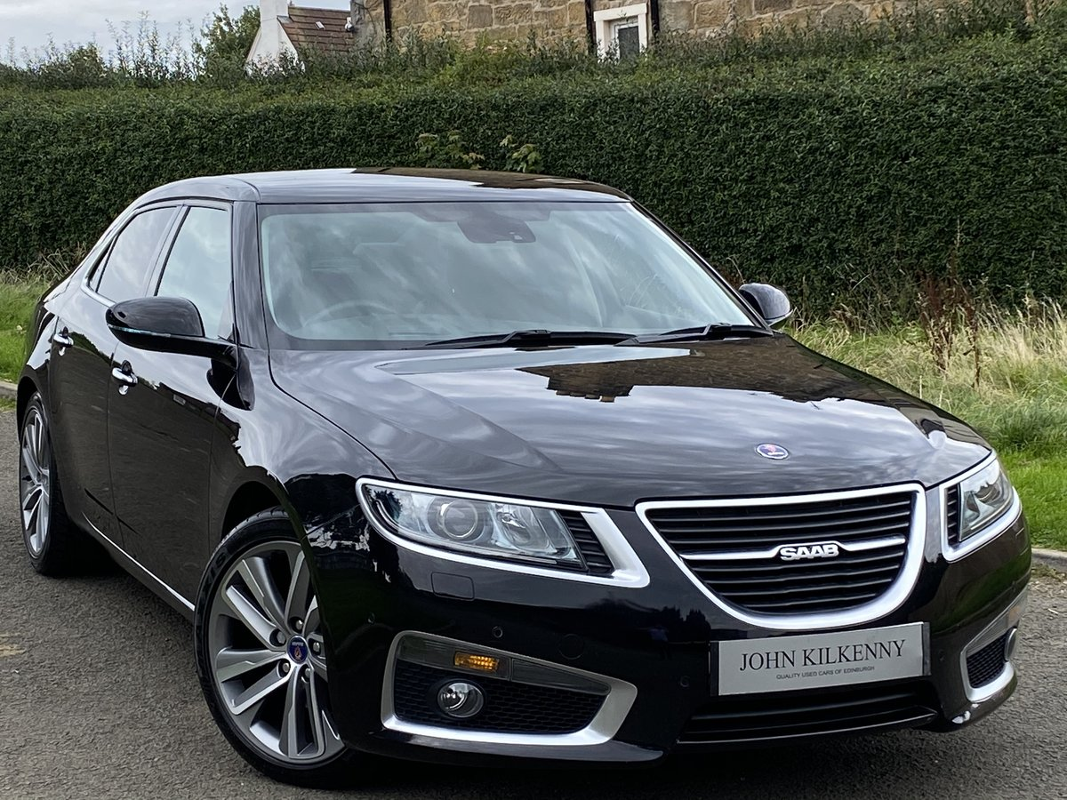 2010 VERY RARE** NEW SHAPE SAAB 9-5 2.0T AERO XWD AUTO* For Sale (picture 1 of 6)
