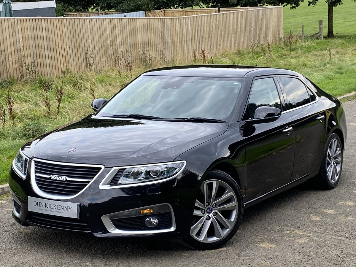 2010 VERY RARE** NEW SHAPE SAAB 9-5 2.0T AERO XWD AUTO* For Sale (picture 2 of 6)