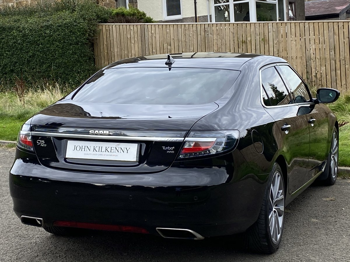 2010 VERY RARE** NEW SHAPE SAAB 9-5 2.0T AERO XWD AUTO* For Sale (picture 4 of 6)