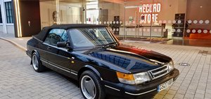 Saab 900i Convertible - Immaculate (SOLD)