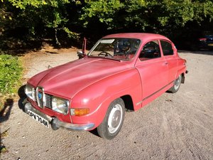 Picture of 1973 Saab 96 V4  low mileage many upgrades