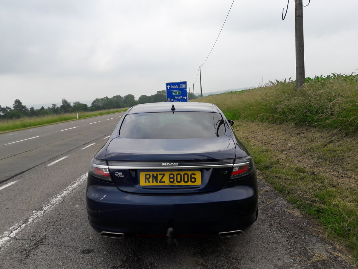 2012 Final UK SAAB For Sale (picture 4 of 6)