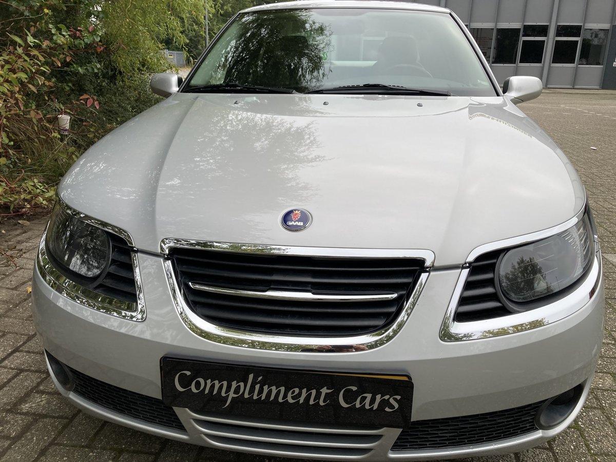 2006 Saab 9-5 2.0 T  Sport Sedan € 8.900,-- For Sale (picture 2 of 6)