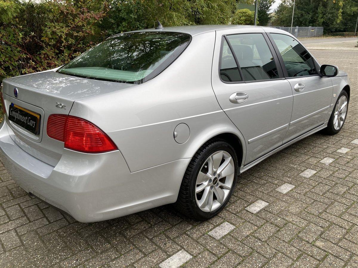 2006 Saab 9-5 2.0 T  Sport Sedan € 8.900,-- For Sale (picture 4 of 6)