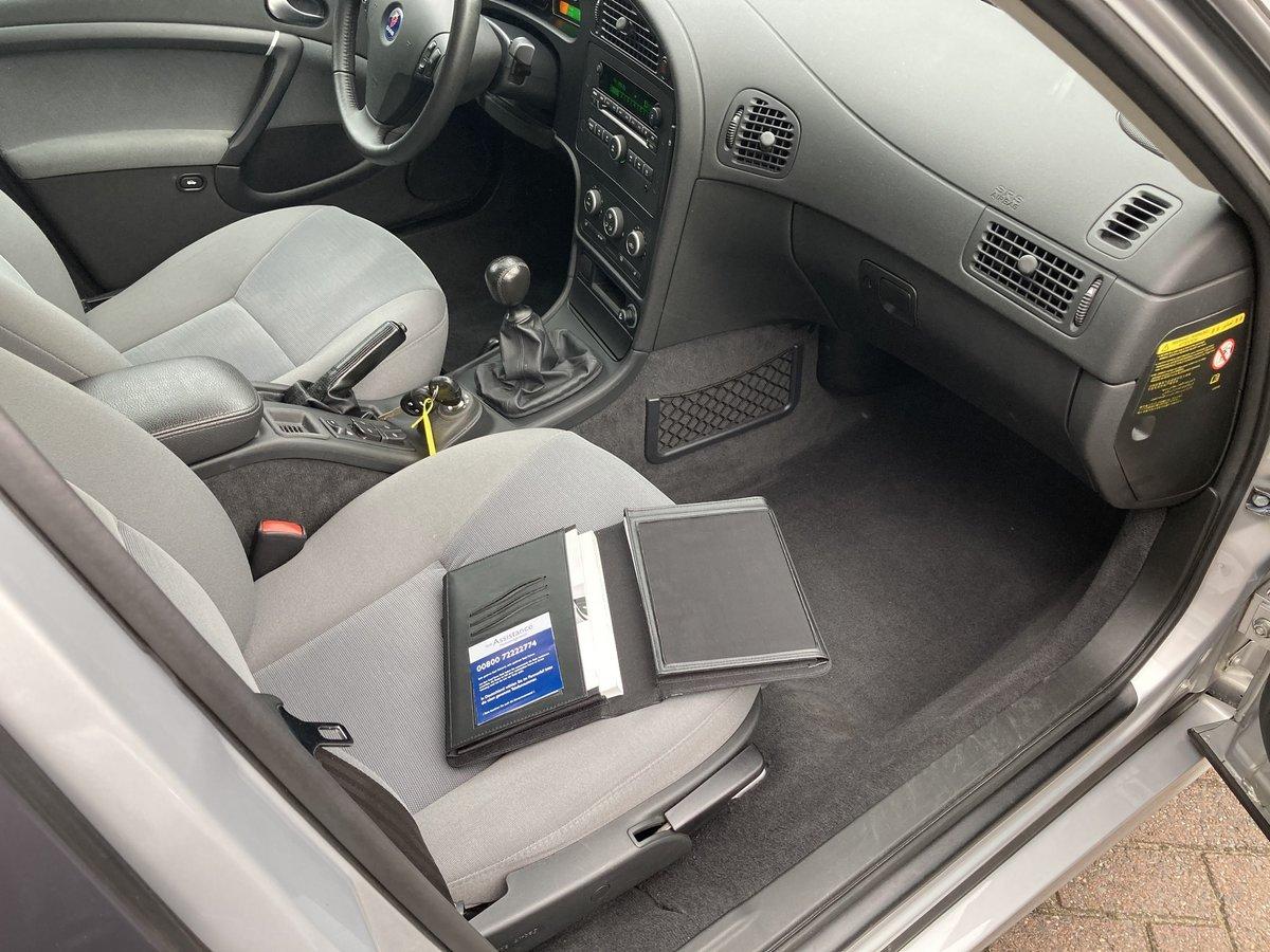2006 Saab 9-5 2.0 T  Sport Sedan € 8.900,-- For Sale (picture 5 of 6)