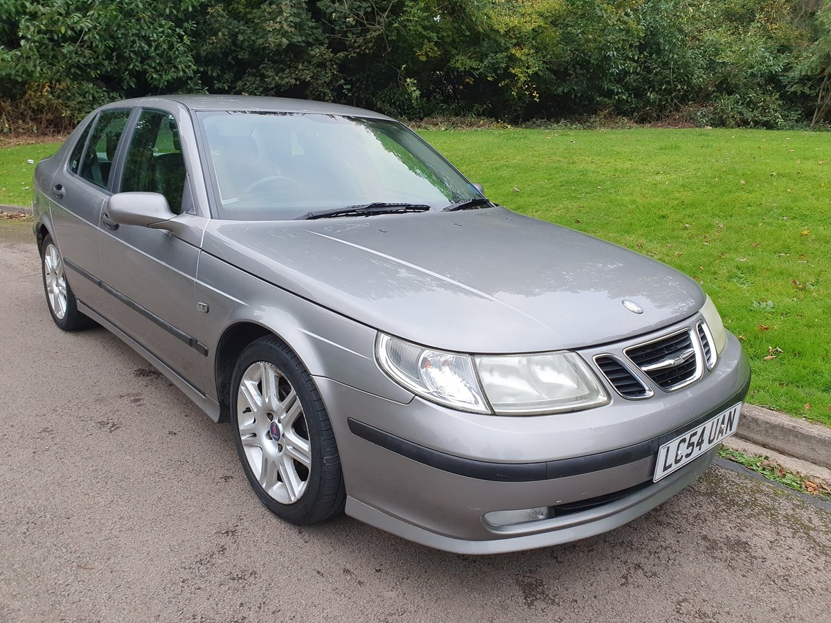 2004 Saab 9-5 Vector.. 2.0T Automatic Saloon.. P/X To Clear.. For Sale (picture 2 of 6)