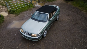 Picture of 2002 Saab 93 se convertible