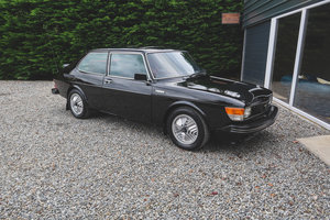 Restored 1979 Saab 99 Turbo
