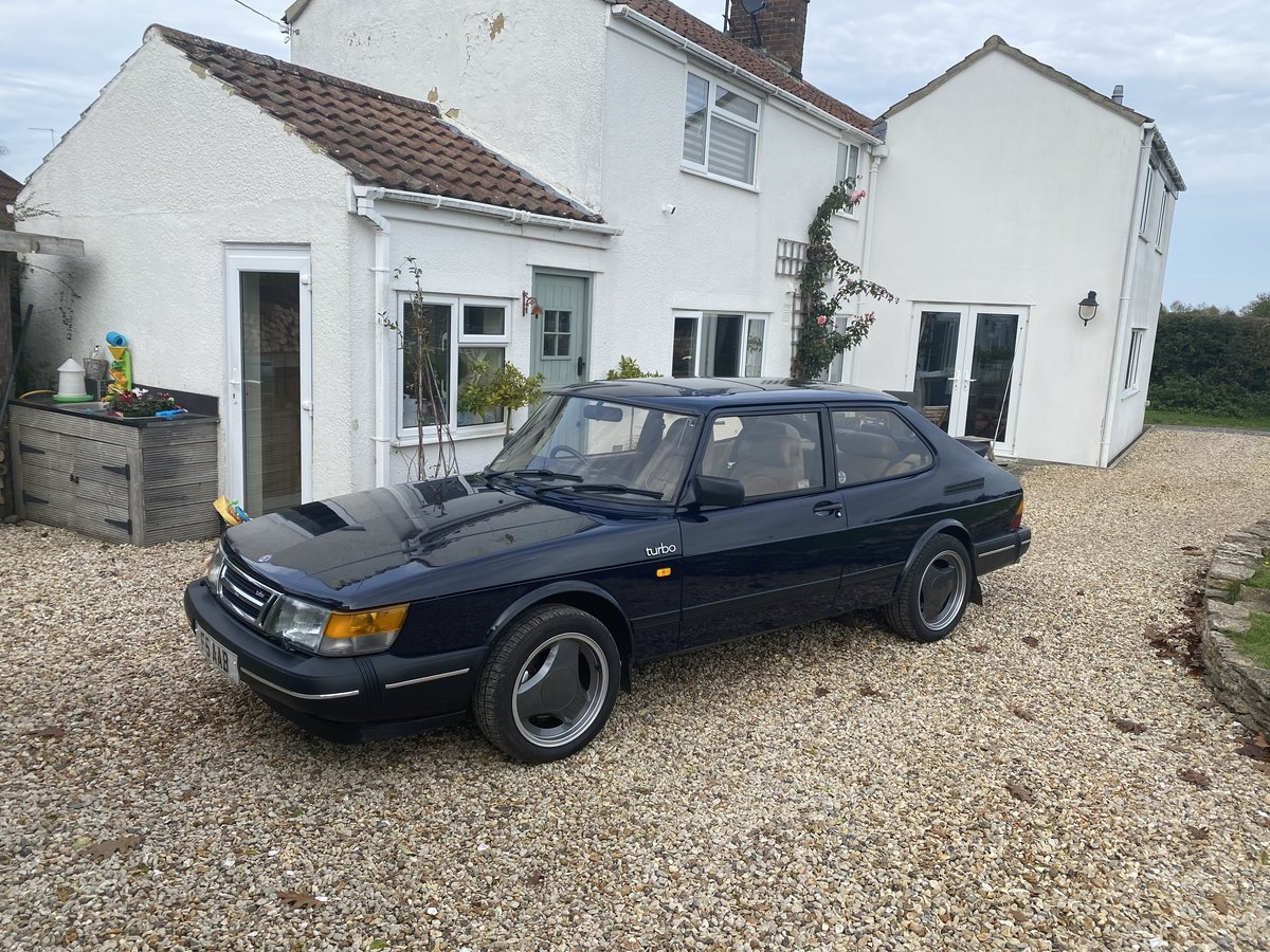 1991 Classic SAAB 900 LPT Turbo For Sale (picture 4 of 6)