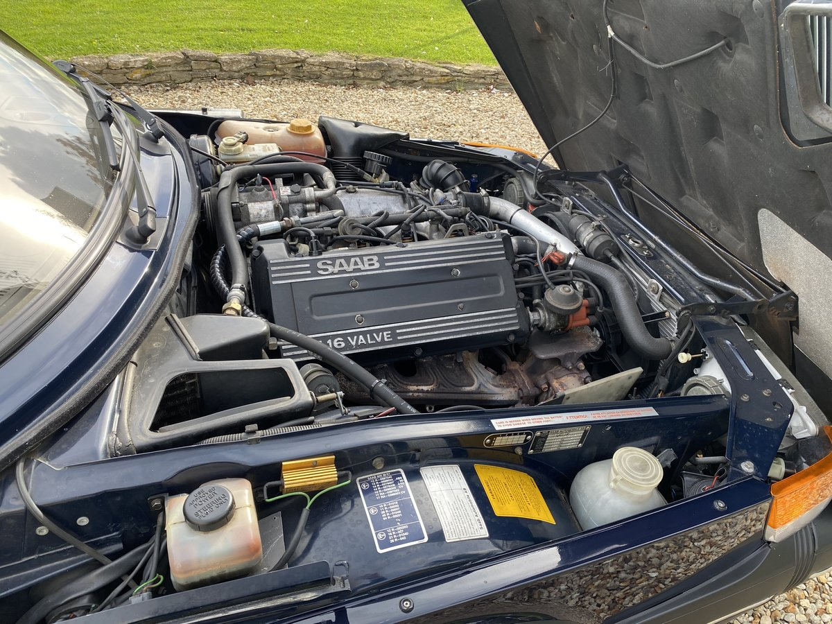 1991 Classic SAAB 900 LPT Turbo For Sale (picture 5 of 6)