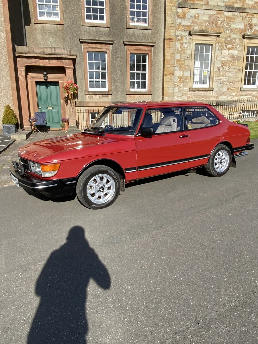 1984 Saab 90 For Sale (picture 1 of 6)