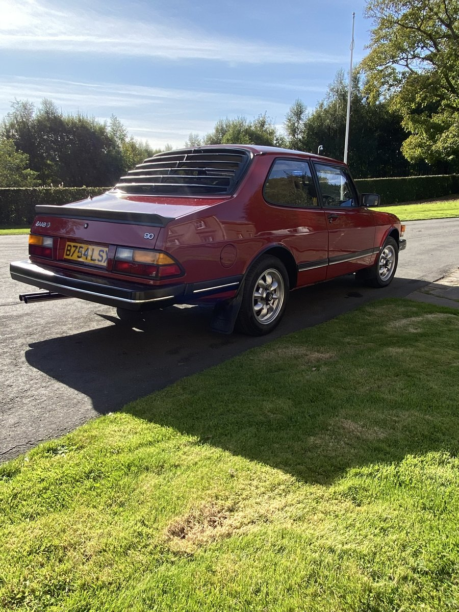 1984 Saab 90 For Sale (picture 2 of 6)