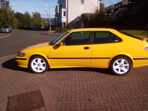 Saab 93se turbo coupe hot (200bhp)