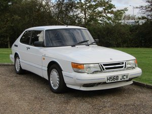 Picture of 1991 Saab 900 S Turbo Auto at ACA 7th November
