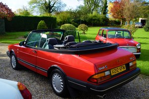 Picture of 1992 SAAB 900S CONVERTIBLE - SUPER ORDER, HISTORY, 2 OWNERS!