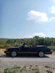 Picture of 1987 Saab 900 cabriolet original rust-free condition
