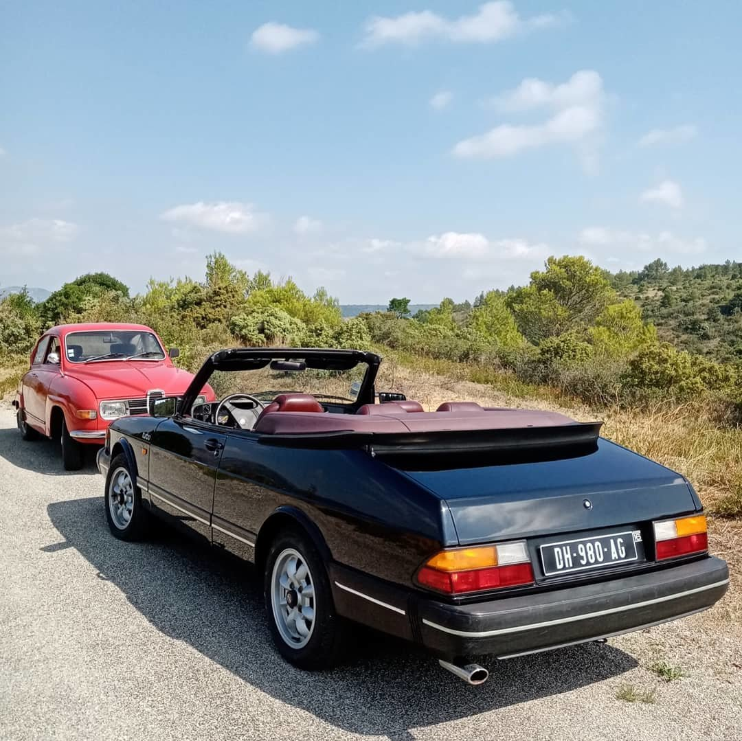 1987 Saab 900 cabriolet original rust-free condition For Sale (picture 5 of 6)