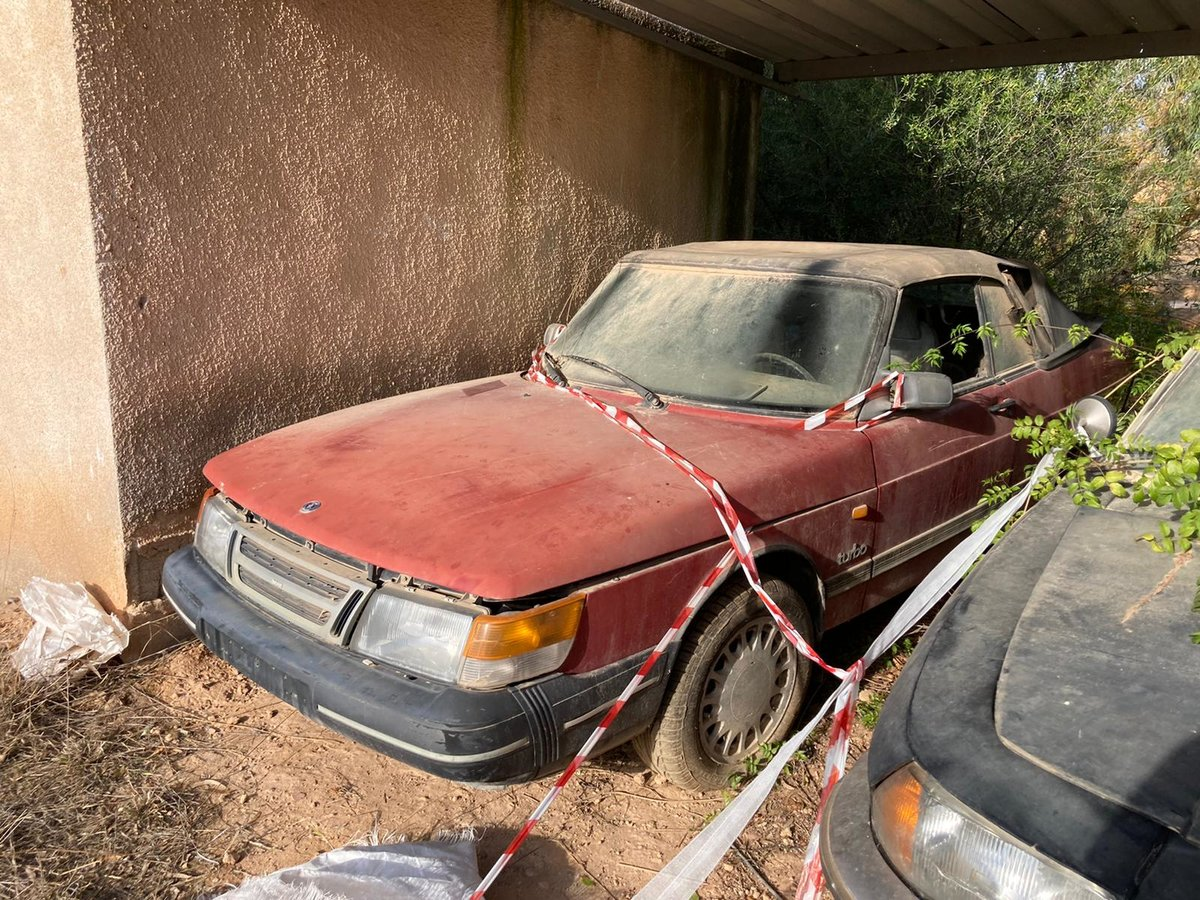 1987 SAAB 900 TURBO CABRIOLET For Sale (picture 2 of 3)