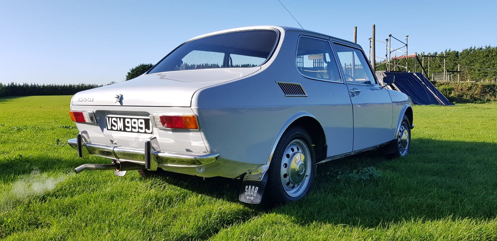 1971 Saab 99 1709cc 2-door, 79k miles, immaculate condition For Sale (picture 2 of 12)